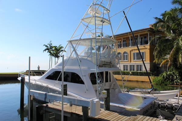 Picture Of: 48' Cabo 48 Convertible 2005 Yacht For Sale | 2 of 56