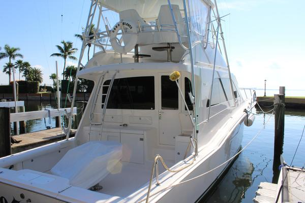 Picture Of: 48' Cabo 48 Convertible 2005 Yacht For Sale | 3 of 56