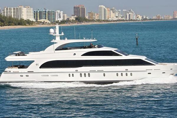 Hargrave 125' Raised Pilothouse