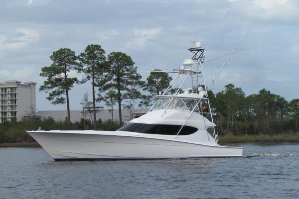 photo of 60' Hatteras 60 GT 2008