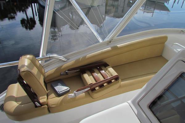 2008Hatteras 60 ft 60 GT   GUNNSLINGER