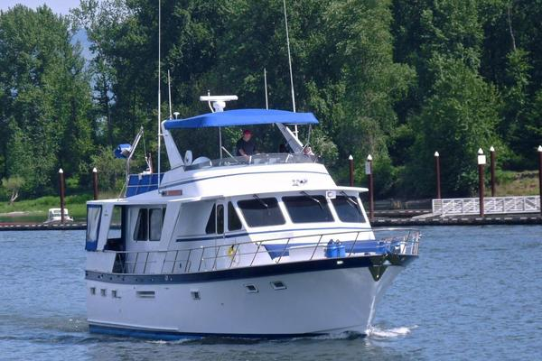 DeFever 53 Performance Offshore Cruiser