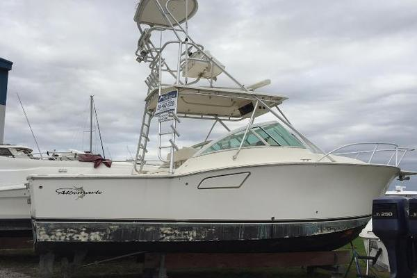 31' Albemarle 31 Express 2004 | Sea Legs