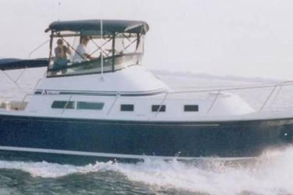 32' Albin 32 Plus 2 Command Bridge 1997 | Cherries Jubilee