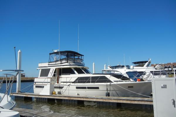 Chris-Craft 50' Constellation 500 1985
