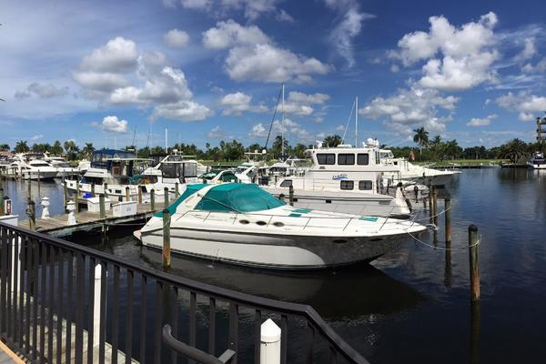 Sea Ray 37' Sundancer 1995