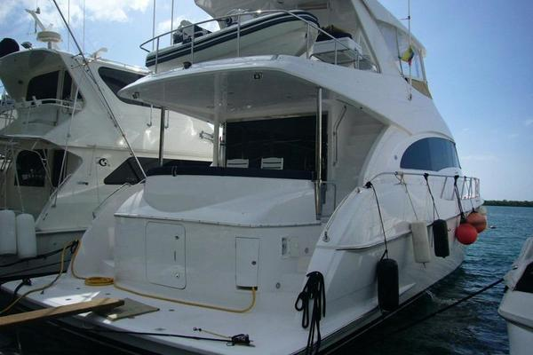 photo of 60' Hatteras 60 Motor Yacht 2013