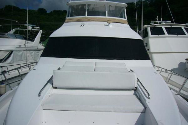 Picture Of: 60' Hatteras 60 Motor Yacht 2013 Yacht For Sale   3 of 14