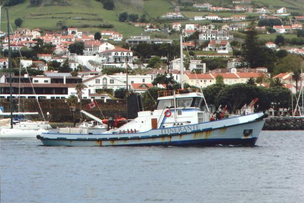 1963Coastal Tug 83 ft Tugboat   Itinerante I