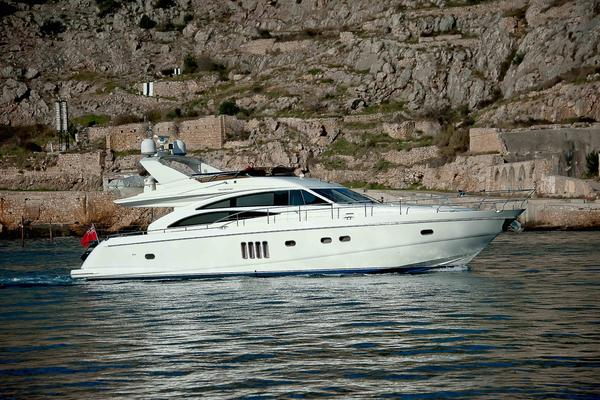 65' Princess 67 Flybridge 2007 | FREEDOM OF MIND