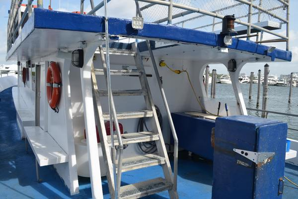 1986 Drift Fishing Vessel 90 Person 70' Commercial Atlantis | Picture 5 of 82