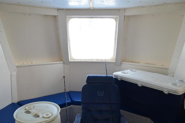 70 Drift Fishing Vessel Pilot House