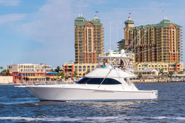 50' Viking 50 Convertible 2012 | Our Trade 50
