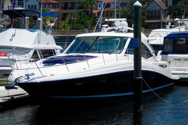 48' Sea Ray 48 Sundancer 2006 |