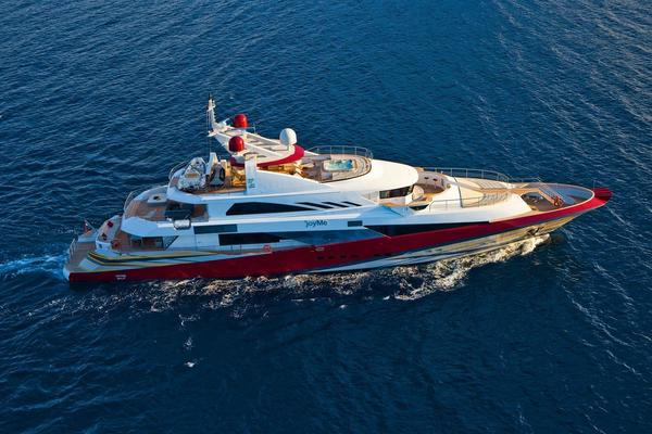 Philip Zepter Yachts 163' 2011 | JOYME
