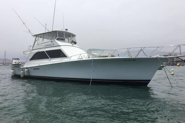63' Ocean Yachts 63 1988 | Pathfinder Ii