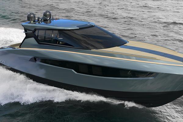 Benetti Sail Division 44' Benship 8 2018