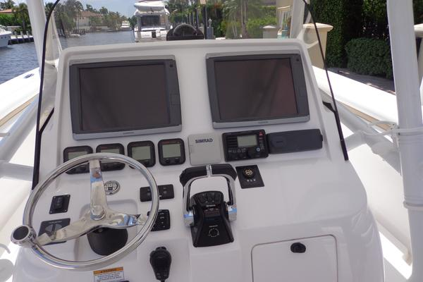 2013Intrepid 40 ft 400 Center Console   Y Knot