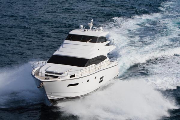 Picture Of: 65' Johnson 65 SkyLounge M/Y 2017 Yacht For Sale | 2 of 15