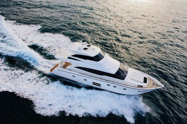 Picture Of: 65' Johnson 65 SkyLounge M/Y 2017 Yacht For Sale | 3 of 15