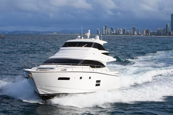 65' Johnson 65 Skylounge M/y 2017 |