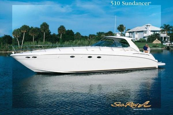 Sea Ray 51' 510 Sundancer 2003