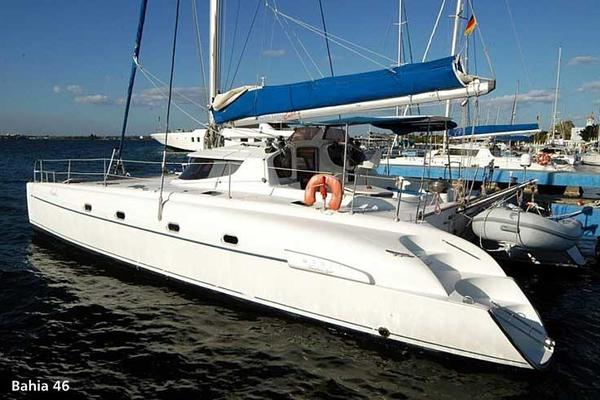 Fountaine Pajot 46' Bahia 46 2003