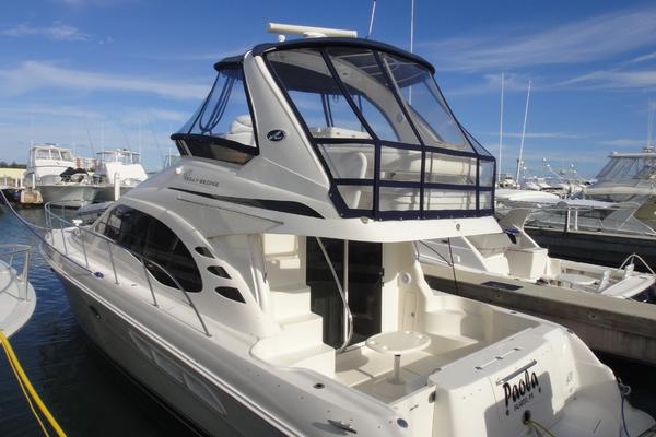 Sea Ray 42' SEDAN BRIDGE 2005