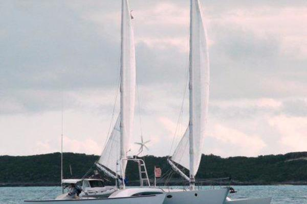 55' Chris White Juniper 2 Trimaran 1989 |