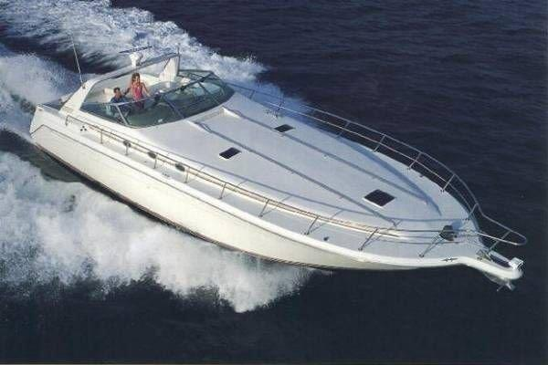 50' Sea Ray 500 Sundancer 1993 |