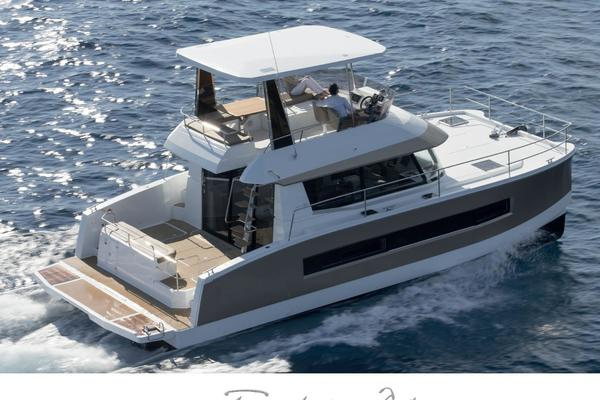 37' Fountaine Pajot My 37 2015 |