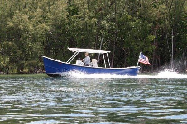 26' Motor Surf Boat 26 1996 | Courageous