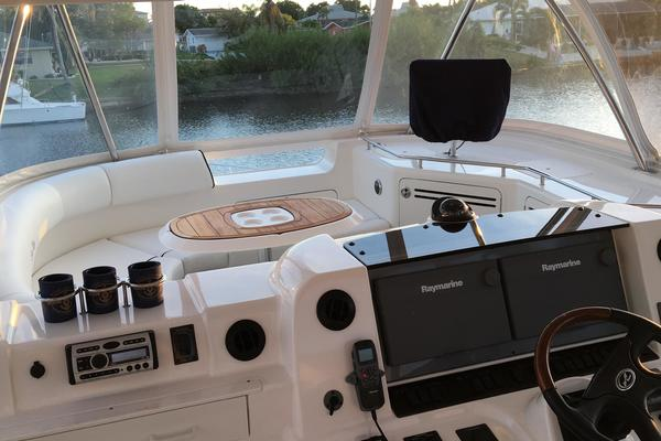 2007Sea Ray 58 ft 580 Sedan Bridge