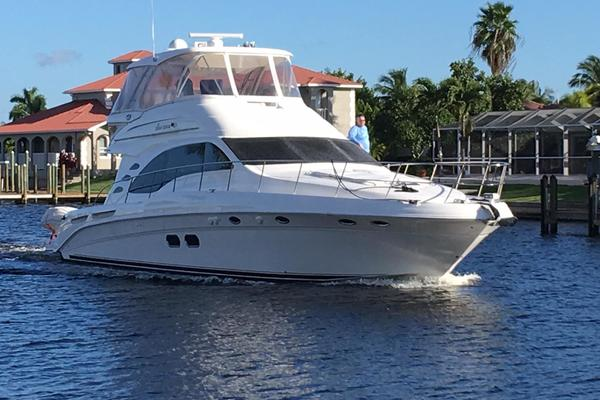 Picture Of: 58' Sea Ray 580 Sedan Bridge 2007 Yacht For Sale | 3 of 129