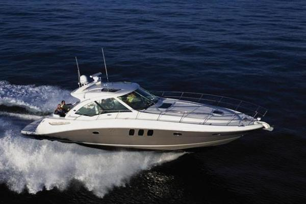 Sea Ray 48' 48 Sundancer 2005