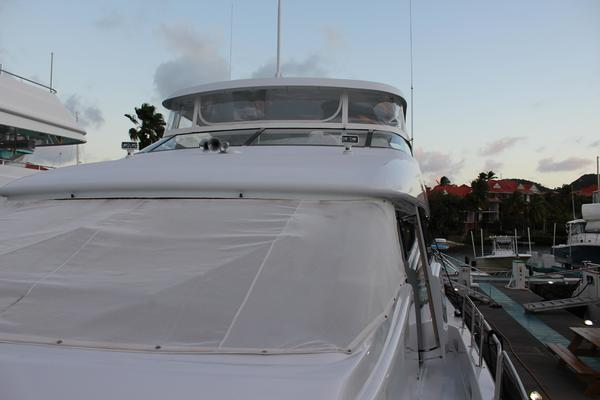 2004 Hatteras 80' 80 Motor Yacht  | Picture 1 of 74