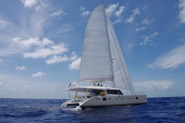 62' Sunreef 62 2008 | CHARLOTTE