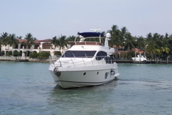 2007Azimut 55 ft 55E   Sea Raven