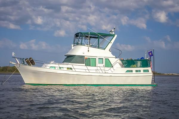 42' Custom 42 Trawler 1998 |