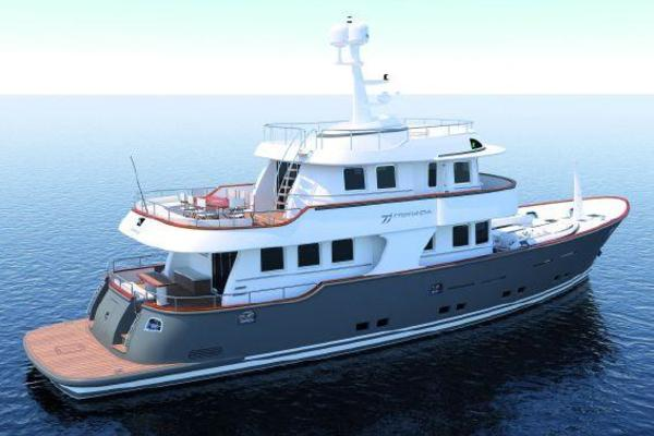 85' Terranova Yachts T85 2018 |