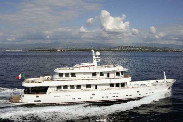 115' Terranova Yachts T115 2018 |
