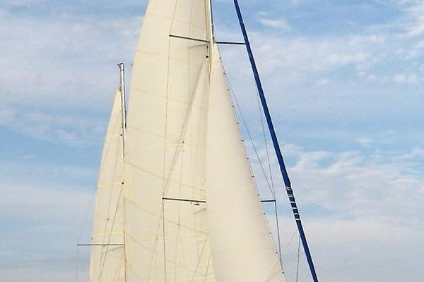53' Bruce Roberts 53 Custom Ketch 2011 | El Shaddai