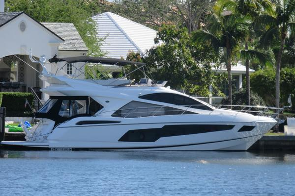 Sunseeker 55' Manhattan 55 2017