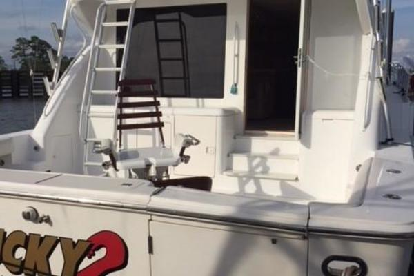 Picture Of: 51' Bertram 510 Convertible 2001 Yacht For Sale | 4 of 33