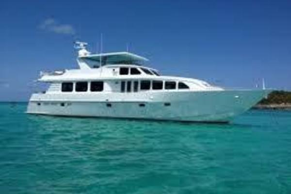 Custom Luxury Motor Yacht 90' 2001