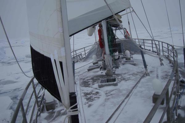 Arctic Sailing Research Vessel 56' Oceanographic Polar Scientific 2013