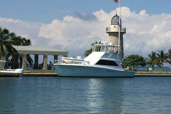 48' Ocean Yachts Super Sport 48 1990 |