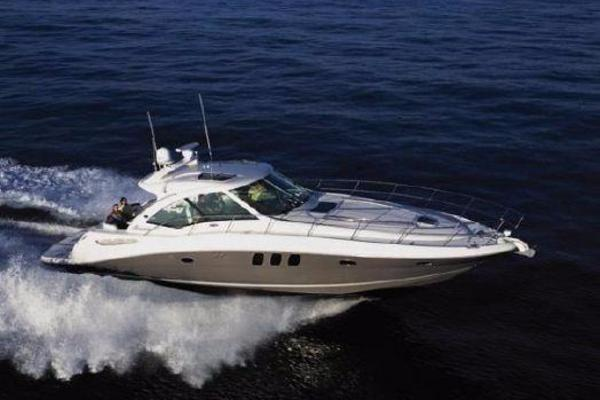 2005Sea Ray 48 ft 480 Sundancer