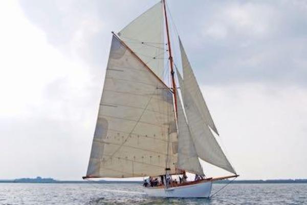 1890Custom 85 ft Classic Yawl   SKY
