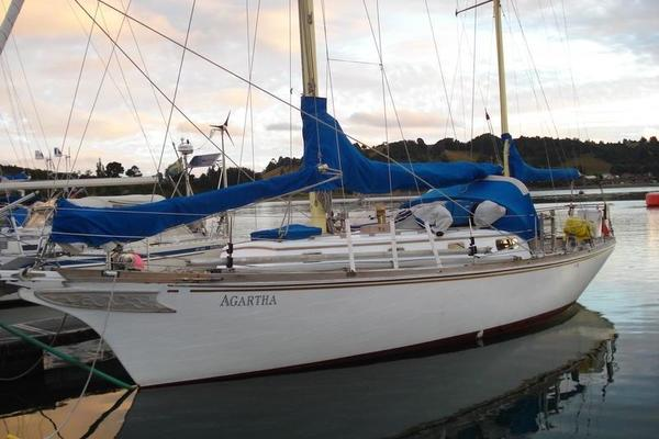 35' Fuji 35 Ketch 1974 | AGARTHA